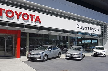 Our New Dealership In Operation Image