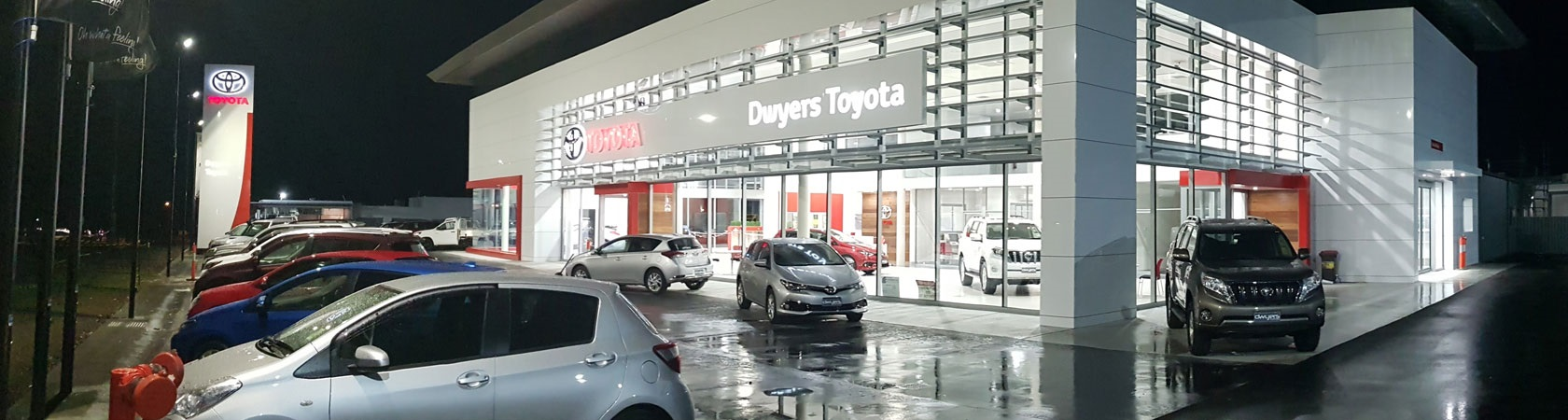Careers at Dwyers Toyota